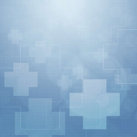 Abstract  medical concept background photo