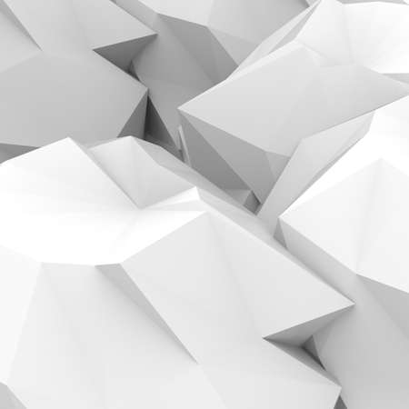 low poly: Abstract low poly geometric background