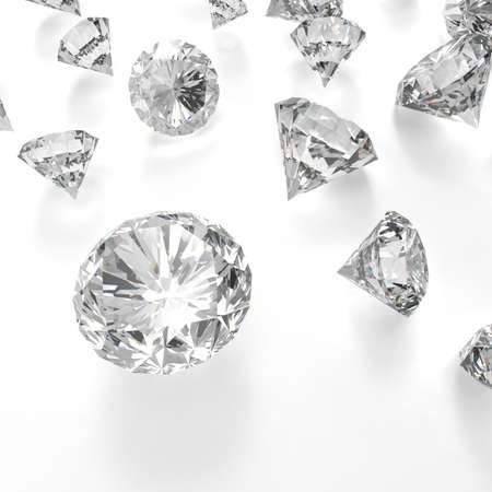 概念としての構成で 3 d をダイヤモンドします。