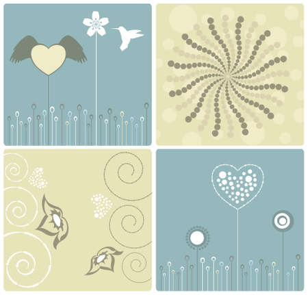 Modern Design Elements Vector Set