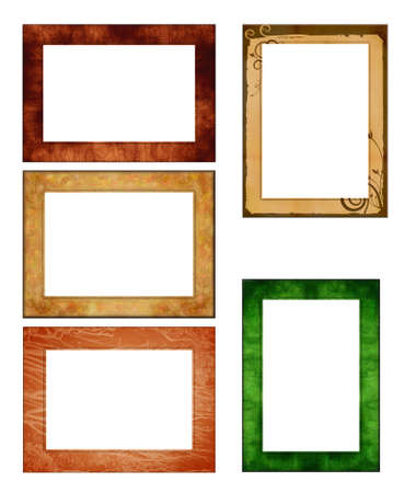 Frames Set Stock Photo - 5030579