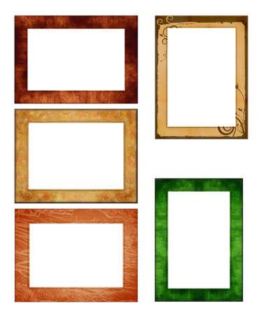Frames Set Stock Photo - 5030579