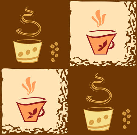 Vector Coffee Cup Design
