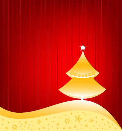 Festive Christmas Background Stock Photo - 5659352