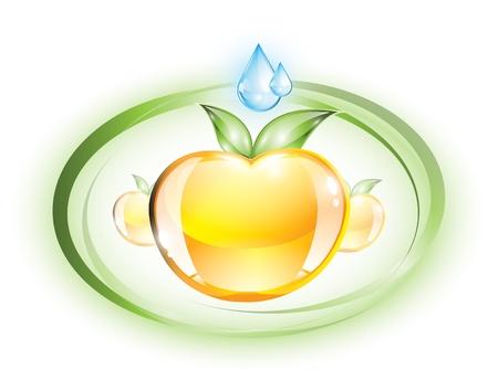 extract: Yellow apple