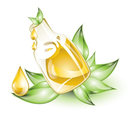 Essential oil Vector