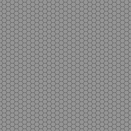 그리드: 회색 배경에 금속 막대와 원활한 패턴 일러스트