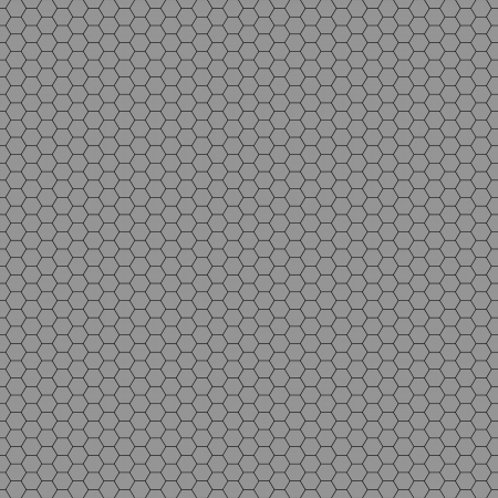 grille: Seamless pattern with metal bars on a gray background