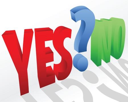 toma de decisiones: Una colorida ilustración 3D sobre el tema de la toma de decisiones y la elección Vectores