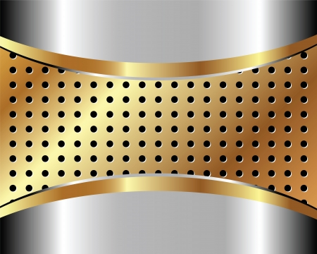 malla metalica: fondo abstracto oscuro con rejilla metálica