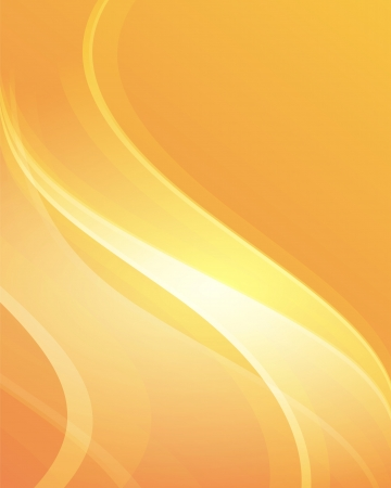 orange swirl: Abstract orange background for your design
