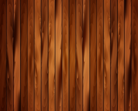 floorboard: Realistic wooden background of the dark boards for your design