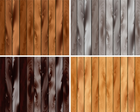 floorboard: A set of wooden textures for your design