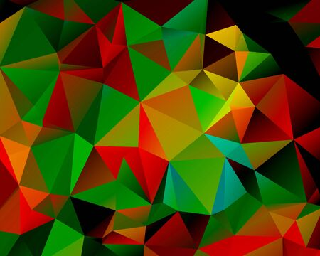 Polygon abstract background for your design Stock Vector - 18380902