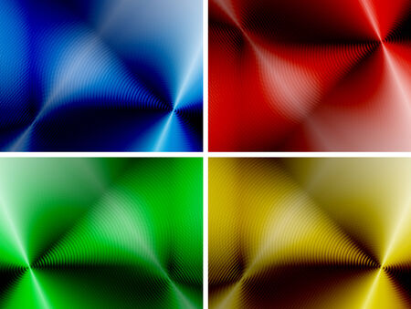 Set of abstract colorful backgrounds for your design