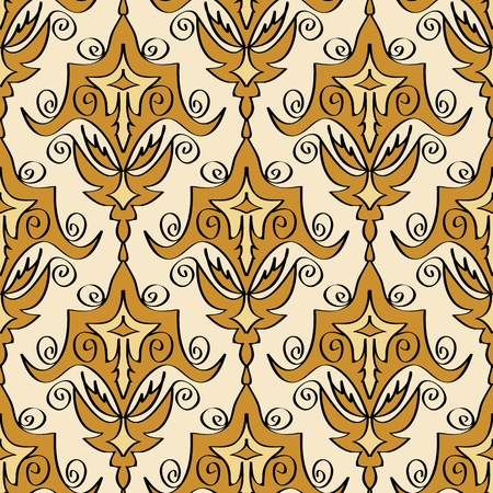 Abstract seamless bright pattern for your design