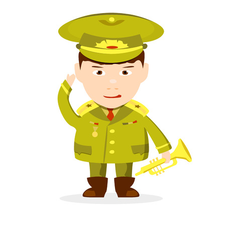 commander: young commander