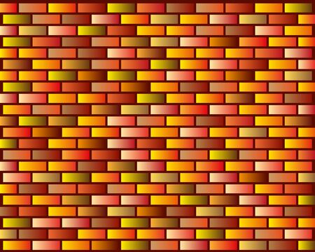 brick texture: Brick Wall Background. Red Brick Texture Brick Pattern. Stock Photo