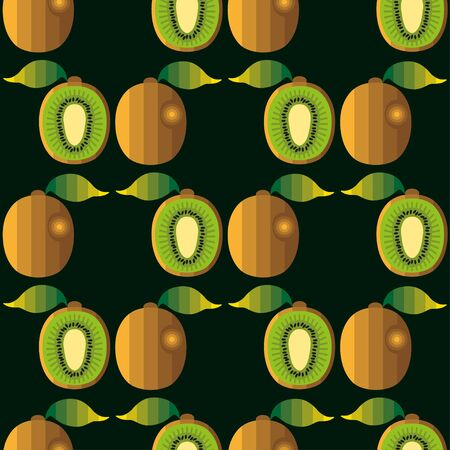 bright,,color, summer, sunny fruit composition of tropical and exotic fruits. cheerful, refreshing clothes decor texture,prints by constructing and decorating accessories. kiwi pattern