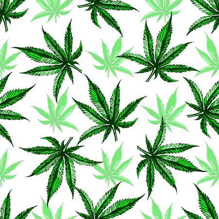 legalize: Marijuana leaf pattern. Stock Photo