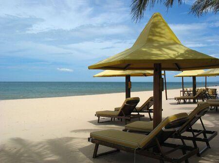 ne: Resort Mui Ne, beach rest by the South-Chinese sea