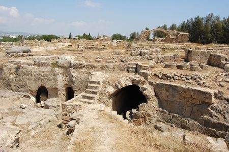 conquest: The castle was erected around 1200 A. D., after the Frankish conquest of Cyprus, on the site of an earlier Byzantine fort.