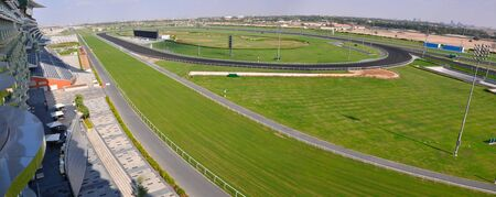 caballos corriendo: Copa Mundial de Dubai. Este icono es también el mundo