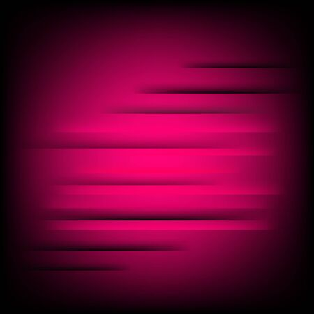 Abstract square fuchsia background