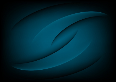 Abstract horizontal blue background