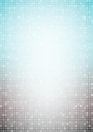 Vertical mosaic background   Vector