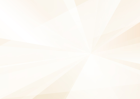 Horizontal beige and white background with graphic elements.