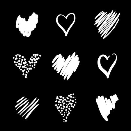ロマンチックな心コレクション