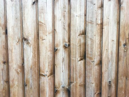 Wooden wall. Natural wooden background. Copy space. Stock Photo
