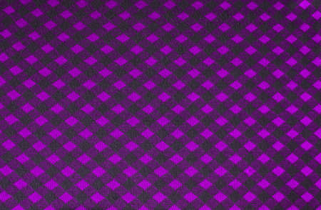 tricot: Knitted (tricot) background, emo style, with black and pink rhombuses