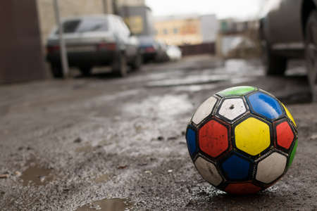 childrens soccer ball