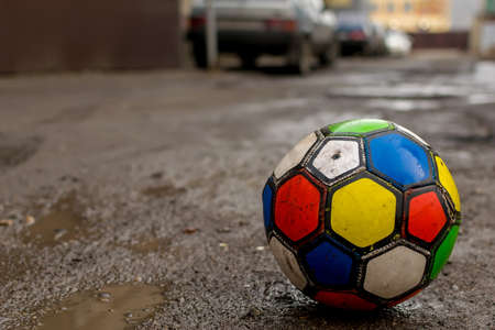 children soccer ball