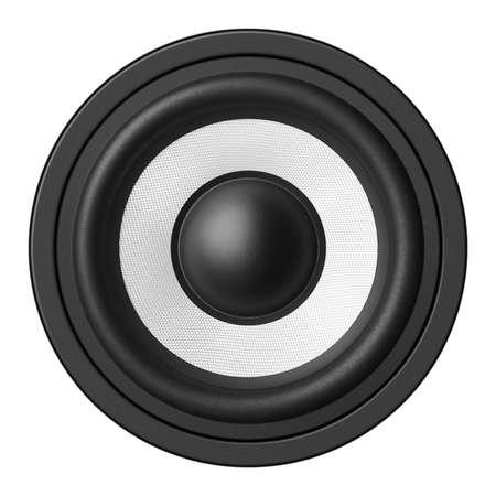 audio equipment: Stereo music audio equipment bass sound speaker