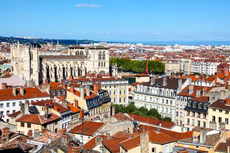 View of Lyon