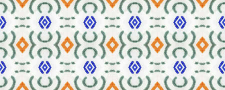 Ultramarine Seamless Texture. Watercolor backdrop. Sapphire Painted Paper. Endless Tribal Painting. Exotic Decorative Material. Sapphire Abstract Template.