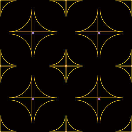 Seamless pattern geometric. The collection of symmetric seamless patterns