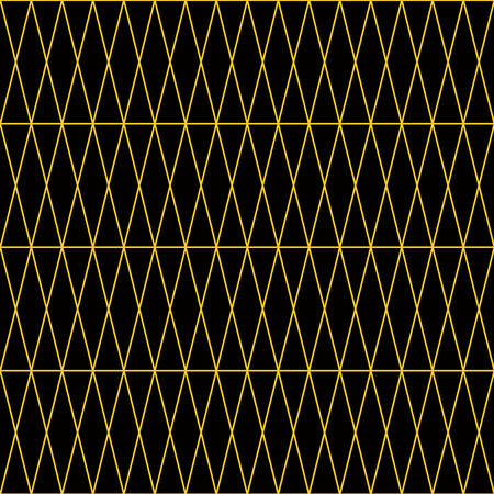 Geometric ornament. The Golden grilles. The collection of symmetric seamless patterns