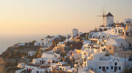 mediterranian: Traditional greek village, Oia, Santorini 2