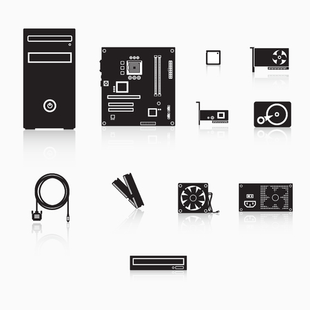 chipset: A variety of accessories for the site.