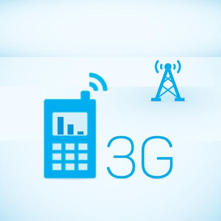 highspeed: Mobile networks. Modern high-speed mobile network.