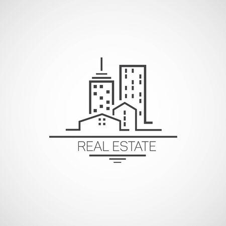 real estate agency: Real estate. Image for real estate agency.