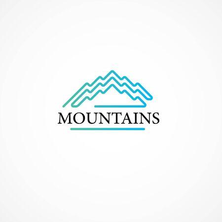 mountaintop: Mountains.