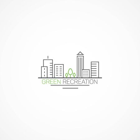 urbanization: Green Recreation.