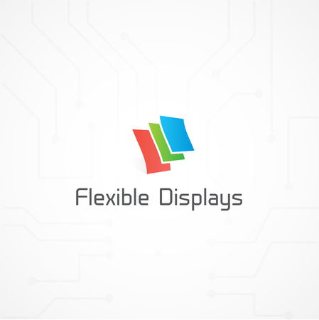 displays: Flexible displays.