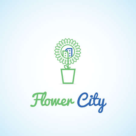 city: Flower City.