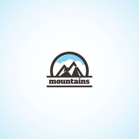 mountaintop: Mountains and Journey.